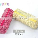 zipper cylinder bag