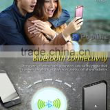 New Arrival Fashional Bluetooth speaker Power bank External phone battery charger case for iphone 6/6s