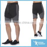 Cheap custom mens gym shorts / bodybuilding shorts for men                                                                                                         Supplier's Choice