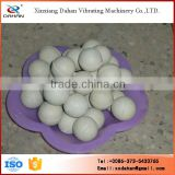 rubber bouncing ball used by rotary vibrating screen