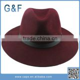 Cheap Promotional Soft Felt Hillbilly Hat Bodies