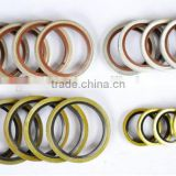 Oil seals Bonded Washer NBR/Rubber product seal/bonded seals
