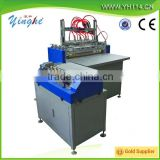 high quality semi Semi-Automatic Hardcover making machine / Book Cover making machine 308 model