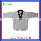 WTF Super Light Material Martial Arts Taekwondo Uniform/Dobok/kimono                                                                         Quality Choice