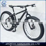 "26"" one bicycle training wheels from factory bicycle chain locks fork and good quality fat bike tyre for fat bike"