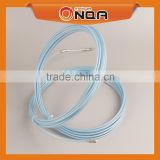 Blue Tongue Wall Snake Puller Push Electric Cable Wire Nylon Fish Tape Rod