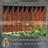 high accuracy acrylic partition pattern by cutting,custom sheet metal decoration fabrication