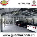 Hot rolled prefab garage carport building