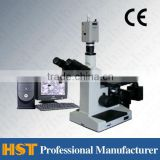 4XCE Computer Control Metallographic Trinocular Microscope with Camera and Image Analysis Software