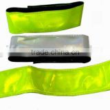 light-reflective elastic velcro armbands