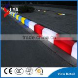 Henan driveway ramp lighting street led curbstone from Chinese factory