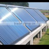 100% Clean Energy All Glass Vacuum Tube Solar Water Heater with Heat Pipe in the Vacuum Tube