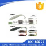 Silicone Soft Fishing Lure , fishing lure skirts