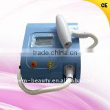 Blue Q-switch Nd Yag Tattoo Removal Laser Equipment Laser Tattoo And Eyeline Remover Permanent Tattoo Removal