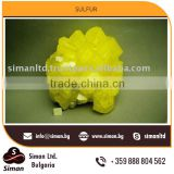 Strong Odor High Quality Sulfur for Worldwide Supply