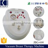 JBG 2016 New Product Breast Enlargement Vacuum Therapy Massager Machine for Breast Care NV-600 with CE Certification