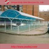 glasswool outdoor bike storage shed