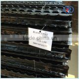 black Y Steel Fence Post metal post