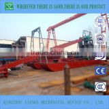Mini Gold Extraction Mining Dredger Machine prices