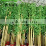 SJLJ013211 artificial tree and plant / fake plastic bamboo plant for home / garden decoration