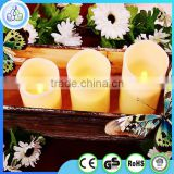 Chinese plastic home led candle remote