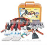 61pcs car emergency air conditioning tool kit for repairing