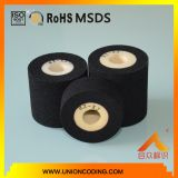 Diameter 36*36 Black color HZXJ type Industrial ink roll