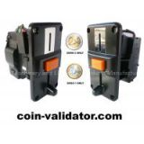 Euro only coin validator
