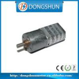 20mm 6v DS-20RS130 motor gear box