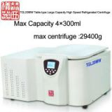 TGL20MW Table type Large Capacity High Speed Refrigerated Centrifuge