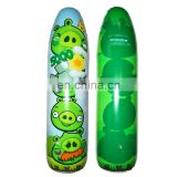 bird design inflatable kids punching bag toy