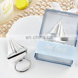 Sailboat Bottle Opener Favors