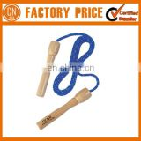 Wooden Handle Kids Jump Rope Kids Favorite Rope Skipping Game
