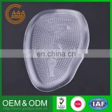 Best Selling Wholesale Price Design Your Own High Quality Custom Design Silicone Shoes Heel Pad