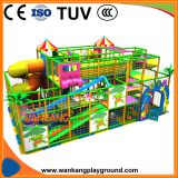 Customized Indoor Playground  (WK-F180611)