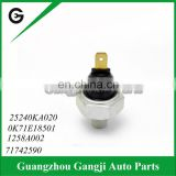 Wholesale Price Oil Pressure Switch Sensor 71742590 25240-KA-020 For Mitsubishi Lexus Ford Fiat K IA Mazda Sub aru Toyot