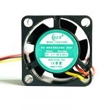 Manufacturers supply 2010 cooling fan silent miniature three-wire FG signal sensor fan