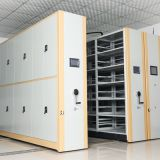Hand-cranked rack / / electric mobile dense cabinet