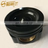 Forged piston auto engine parts 145mm 3196715 for C18 excavator  329-4511 Forged piston