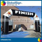 finish line inflatable plastic balloons