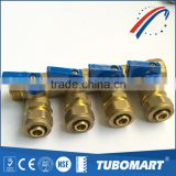 China supplier CW617N brass separator gas valve manifold with hose faucet handle adjustable