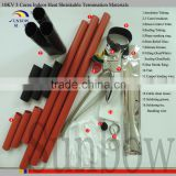 SUNBOW 8.7/15KV 3 Cores Cable Set Heat Shrinkable outdoor Terminations