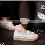 women ladies female thick high heel sequined paillette espadrilles leisure shoes with rabbit ear