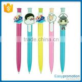 Hot promotion good quality hotel plastic ball pen from manufacturer                                                                         Quality Choice