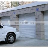 Guangzhou iron roller shutter, steel rolling shutter, roll up door, electric shutters remote switch