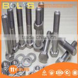 hot dip galvanized decorative wholesale nuts and bolts