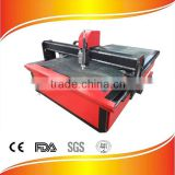 1325 Jinan high performance CNC Plasma Cutting cutter Machine for metal and stainless sheet