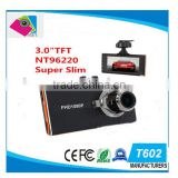3.0 inch Driving Recorder FHD 1080P Car DVR H.264 1920x1080 G-sensor Vehicle Camera with 170 Degree Angle                                                                         Quality Choice