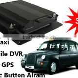 High profile TAXI Mobile Surveillance Kit (DVR & Camera) offer 3G Mobile Network connections and Auto Download