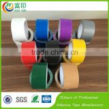 Colored Masking Self Duct Tape for Carpet Edging and Packaging